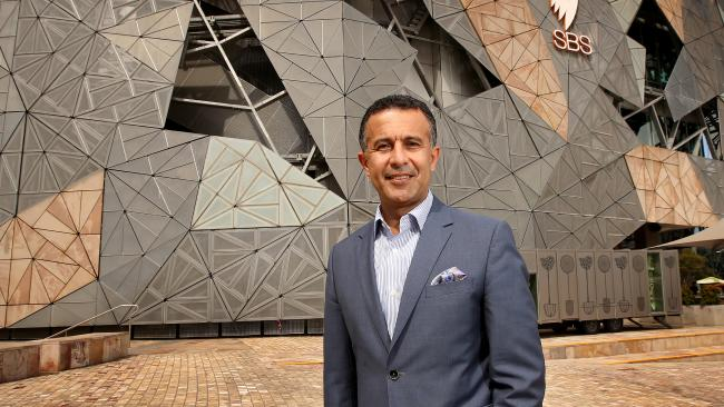 SBS CEO Michael Ebeid says it's too early to speculate as to whether SBS might show more World Cup matches.
