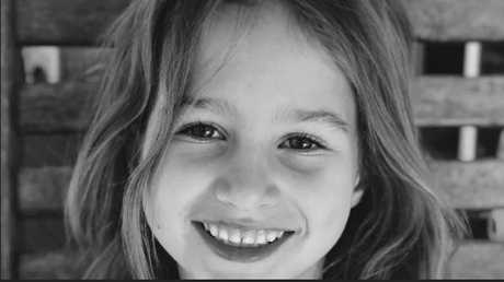 Indie Armstrong, 6, died after a tragic accident at a supermarket car park on Mill Lane, Nambour. Picture: Supplied