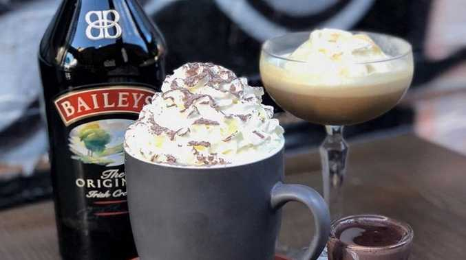 The Moose has released a new range of Baileys products for winter.
