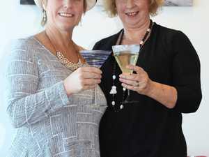 Paula Hewitt and Bridget Jones