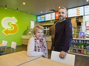 Drive-through: Australian-first Subway store opens in town