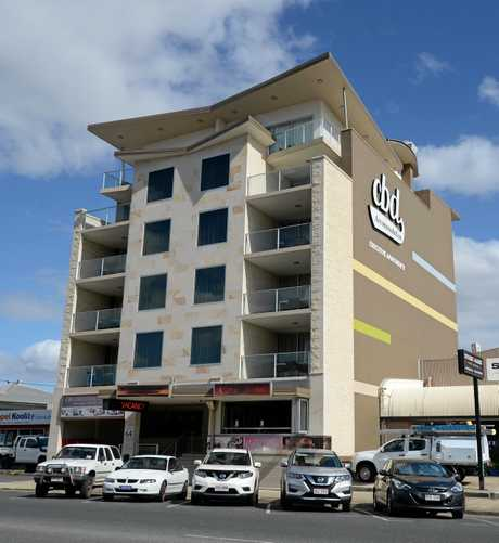 The CBD Apartments. In August 2012, the completed 4.5-star, 18-room boutique motel sold for $6 million freehold.,