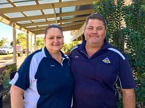 Charity champions: Bundy couple keep donations rolling in