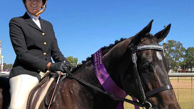 Olivia and Basil have recipe for success in CQ show rings