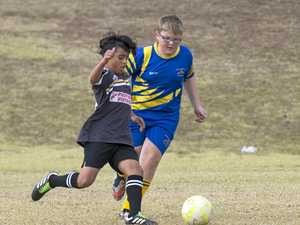 Junior sport from around Toowoomba