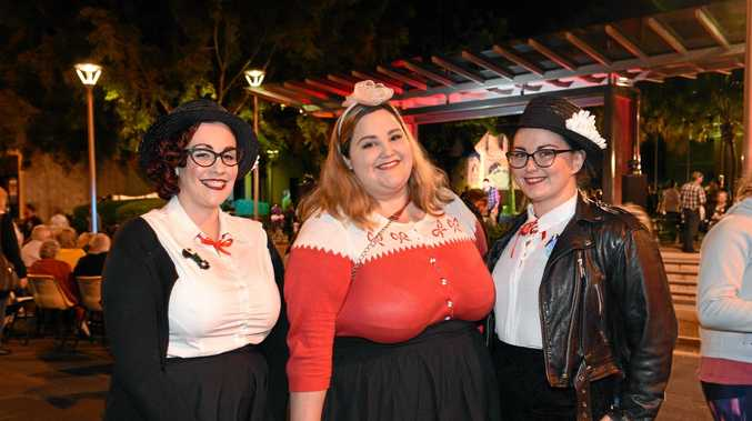 Dress in your favourite steampunk or Mary Poppins characters for the Poppins Party.