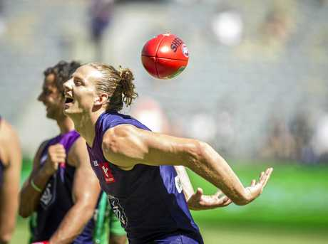 Nat Fyfe will make an appearance on the show.