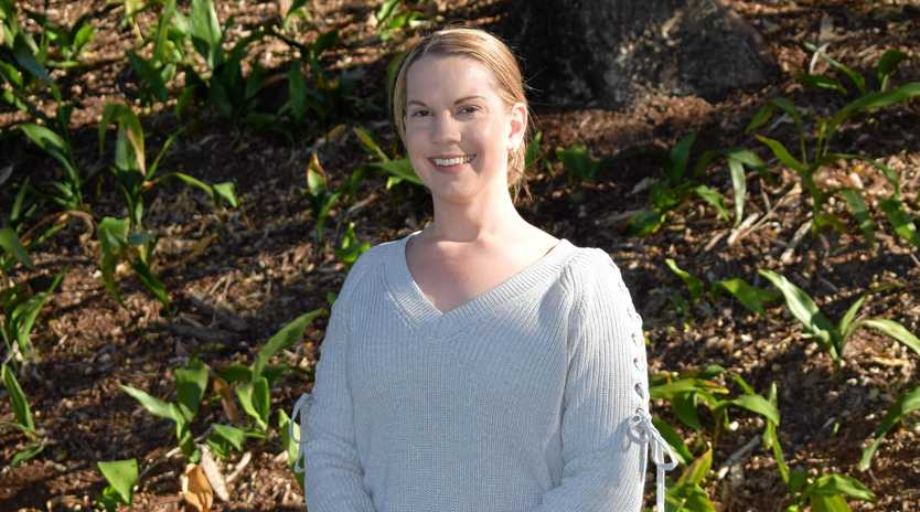 GREAT SHOWCASE: Dee Home Grown Festival coordinator Heike Steinberger is thrilled to bring the first event as part of the Lively Morgan Street events through Advance Rockhampton.