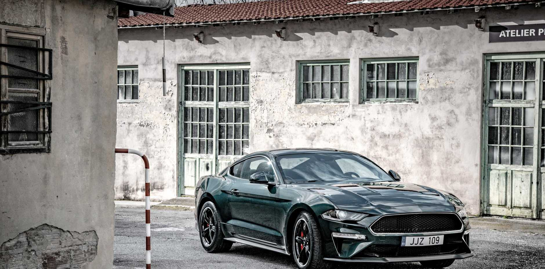 The Ford Mustang Bullitt starts from $73,688 plus on-roads, with only 700 units available in Australia.