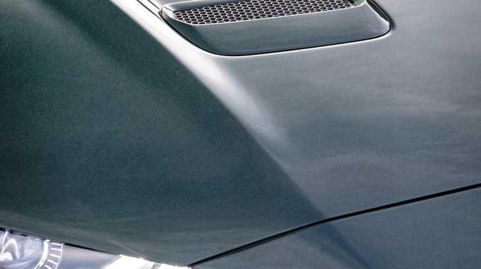 Ford Mustang Bullitt special edition