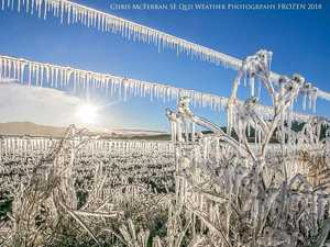 Big chill not letting up with more frosty mornings forecast
