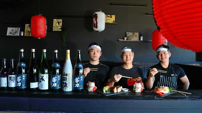 Long-awaited sushi train restaurant to open today