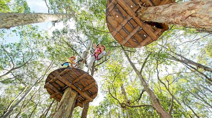 Adventure park to open next week