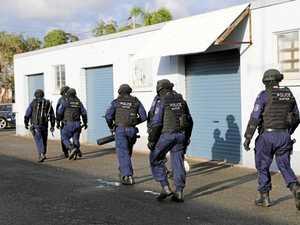 Explosives seized as police raid Tweed bikies