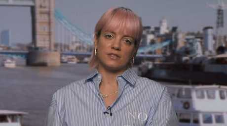 Lily Allen gets candid with Andrew Denton in tonight's Interview.