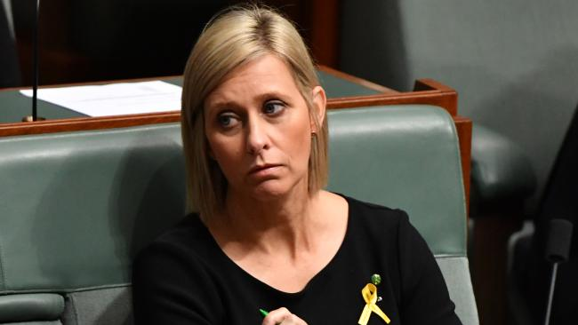 Labor's former member for Longman Susan Lamb did not release grant funds when confronted with dual citizenship problems. Picture: AAP/Mick Tsikas