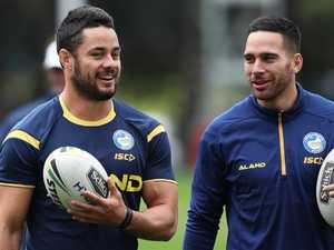 Jarryd Hayne has a new American dream
