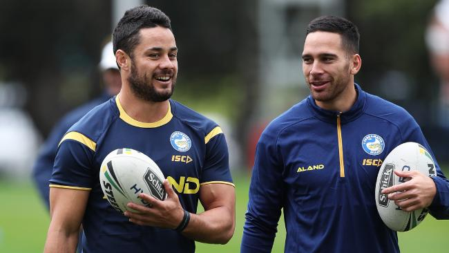 Jarryd Hayne wants to take rugby league to America.