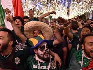 FIFA investigating 'homophobic chanting' by Mexico fans
