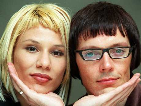 Bachelor Girl soundtracked 1998 with their hit Buses and Trains. Picture: News Corp Australia.