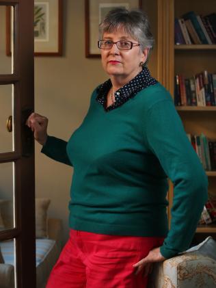Professor Georgia Chenevix-Trench.