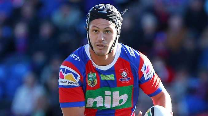 Blues rookie reveals secret to stopping Ponga