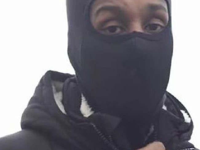 Seven videos from the gang 1011 were shown in court including this one featuring Yonas Girma. Picture MET Police