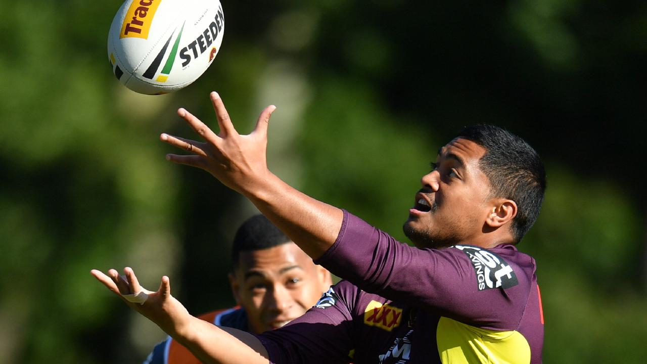 Anthony Milford is set for a big move in the Pacific Test. (AAP Image/Darren England)