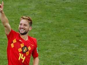 Belgium too good for plucky Panama