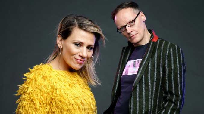 Doko and her creative partner James Roche hope to keep the momentum of their reunion going. Picture: Jonathan Ng