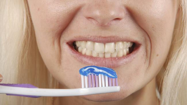 Tobias Coggin banned his girlfriend from brushing her teeth.