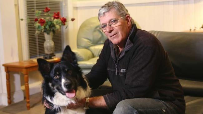 Former pet food operations manager, Dennis Pedretti, has blown the whistle on the pet food industry. Picture: ABC