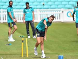 Injury toll sways to Aussie advantage