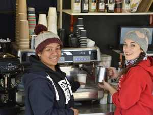 These two have the coldest workplace in Toowoomba