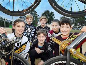 2017 World Championship Riders from Maryborough BMX