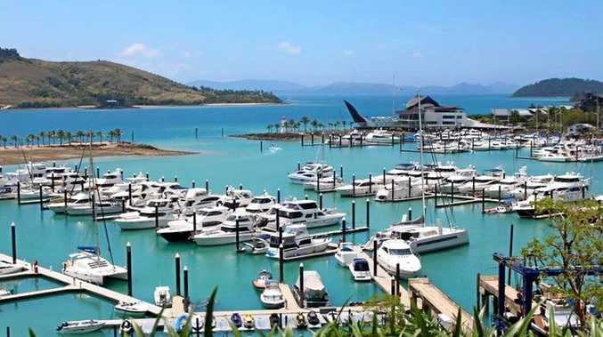 Is marine Airbnb-style leasing possible in the Whitsundays?