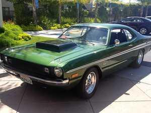 Nathan Berry's 1972 Dodge Demon