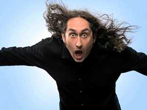 Ross Noble says he's sorry with a new show