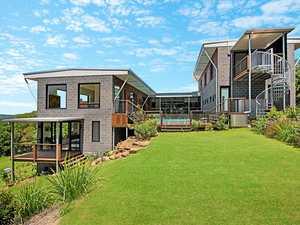 Multi-million dollar Coast mansion with entertainer's tag