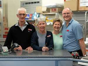 Bargara post office owners bid farewell after 20 years