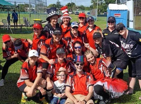 A happy team at Gladstone.