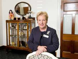 Toowoomba principal says farewell after 13 years