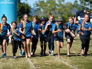 Mirani State School 2018 CUA School Fun-Run
