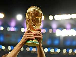 Let's just appreciate the World Cup, when we can watch it