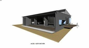 The proposed WindanSea Community Clubhouse, the long standing surfing club plans for a beachside site at Currimundi.