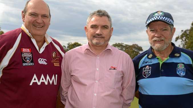 Origin golf to boost Warwick club facilities