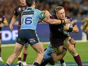 Hess has advice for Maroons' new boy