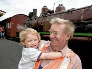 Brown Bomber renamed in honour of railway legend