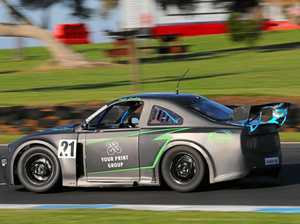 Rookie is a force in Aussie Racing Cars Championships