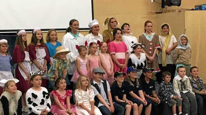 Little Gympie stars to shine in new pantomime